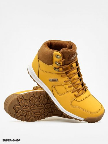 Bustagrip Shoes Rage (yellow/brown)