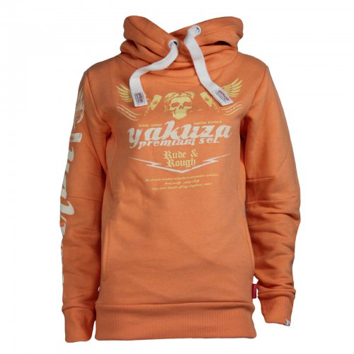 Yakuza Premium Damen Sweatshirt GH 2147 orange